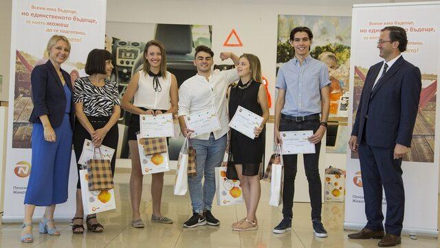 """Победителите в състезанието """"Социални иновации"""""""
