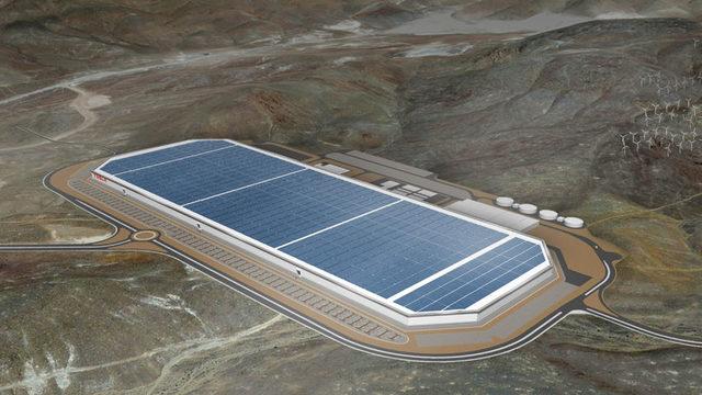Гигафабриката на Tesla в Невада, САЩ ще бъде с мощност 35 гигавата