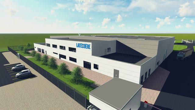 Заводът ще е разположен на площ от 5000 кв.м, но има място и за разширение