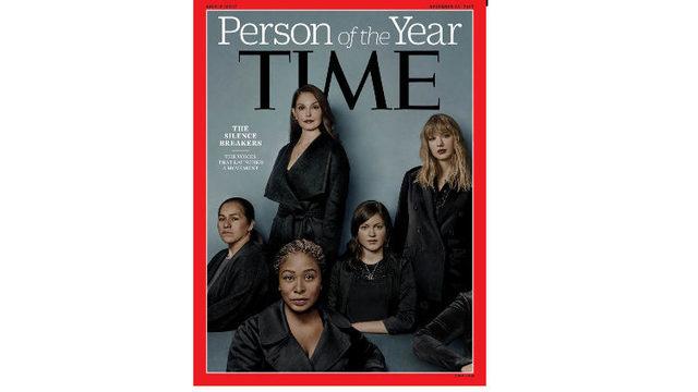 """Жените, повели кампанията #MeToo за разкриване на случаите на сексуален тормоз, са определени за """"Личност на годината"""" в авторитетната класация на американското списание Time. """"Нарушителите на тишината"""" - всички, пожелали да разкажат историите, в които са ставали жертви на насилие и ексуален тормоз - са често свързани с кампанията #MeToo, подхваната с хаштага в социалните мрежи след обвиненията срещу холивудския продуцент Харви Уайнстийн. Кампанията и хаштагът обаче """"са само част от картината, но не и цялата картина"""", обяснява изданието. Три седмици след избухването на скандала с Уайнстийн, хаштагът #MeToo заля социалните мрежи с призиви към жертвите на сексуален тормоз и насилие да разкажат историите си, за да дадат на непознатите и невярващите представа за мащаба на проблема."""