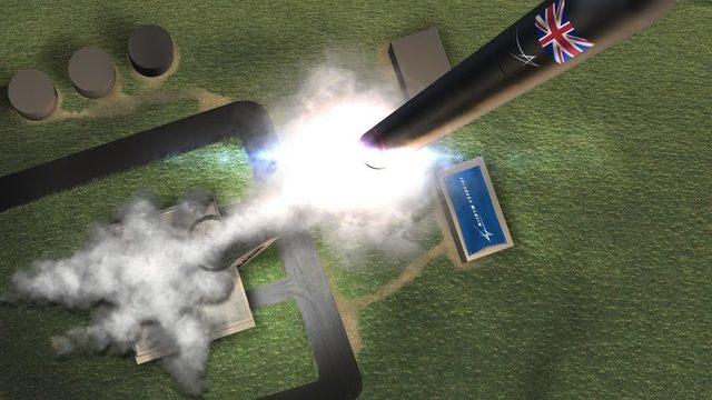 Строежът на първия британски космодрум ще бъде възложен на консорциум, ръководен от американския авиокосмичекски гигант Lockheed Martin