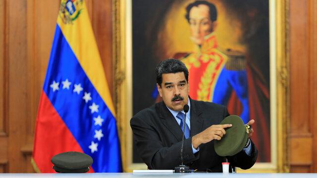 Венецуелският президент Николас Мадуро обвини двама опозиционни депутати и кръгове в Маями и Колумбия за предполагаемия атентат срещу него в събота