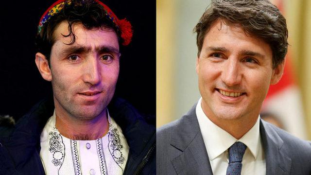 """Удивителната прилика на афганистанския певец Абдул Салам Мафтун с канадския премиер Джъстин Трюдо го превърна в невероятна знаменитост в разкъсваната от войната страна след дебюта му на шоу за таланти, пише Reuters. 28-годишният изпълнител определено привлече вниманието на феновете на """"Афганистанска звезда"""", тв музикален конкурс, който привлича състезатели от цяла Южна Азия. """"Хората ме наричат Джъстин Трюдо от Афганистан... След като дойдох в Кабул, станах много популярен и хора се снимат с мен"""", казва той пред Reuters"""