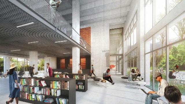 В новата сграда ще се провеждат културни и образователни събития