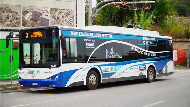 Електробусите в София ще са същия модел и визия като тези в Ла Специя (Италия)
