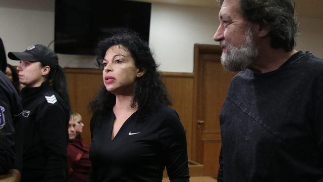 Николай и Евгения Баневи бяха задържани във Франция и след екстрадицията им Специализираният съд ги остави в ареста