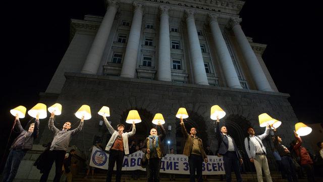 29 октомври, протест срещу избора на Иван Гешев за главен прокурор