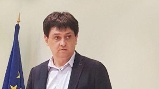 Кметът на община Дългопол Георги Георгиев