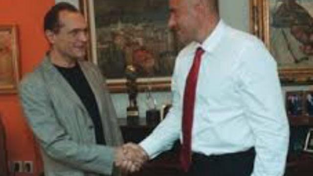 Срещата на Бойко Борисов и Васил Божков в кабинета на Тошо Тошев през 2002 г.