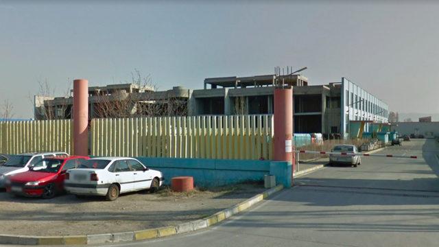 Така изглежда сградата през 2012