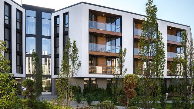 Сграда проектирана по силата на ограничената норма на закона