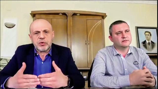 Томислав Дончев и Владислав Горанов, ГЕРБ