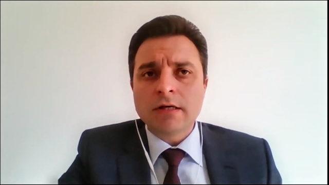Димитър Данчев, БСП