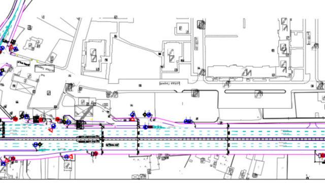 """Проект за разширение на бул. """"Ломско шосе"""" до жп линията. Дължината е 850 метра"""