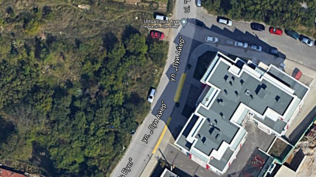 """Общата площ на трите терена за детска градина в """"Манастирски ливади-изток"""" е 1800 кв.м"""
