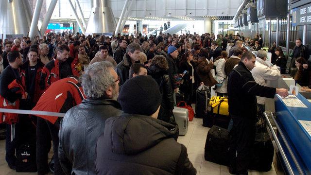 При такива ситуации на летището в София Пловдив е логичната алтернатива