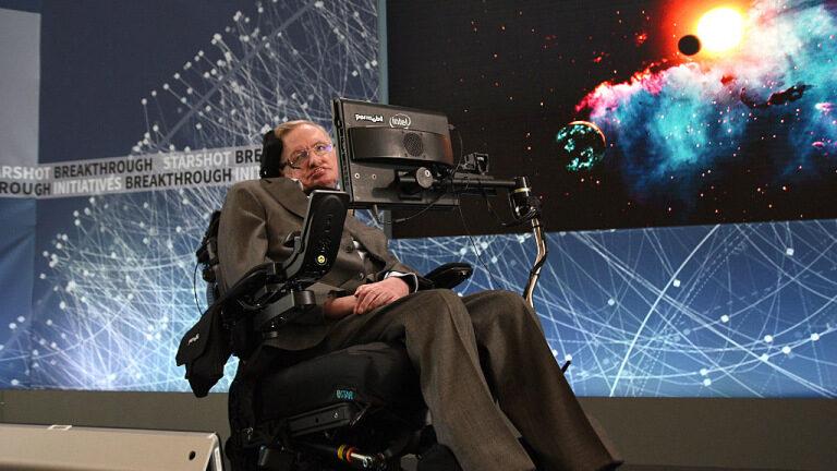 На 76-годишна възраст почина британският астрофизик Стивън Хокинг