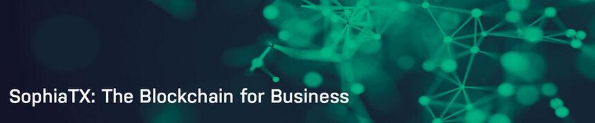 SophiaTX – блокчейн платформа за бизнеса