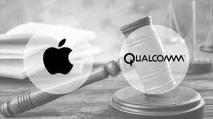 Съд ограничи щетите, които Qualcomm може да нанесе на Apple