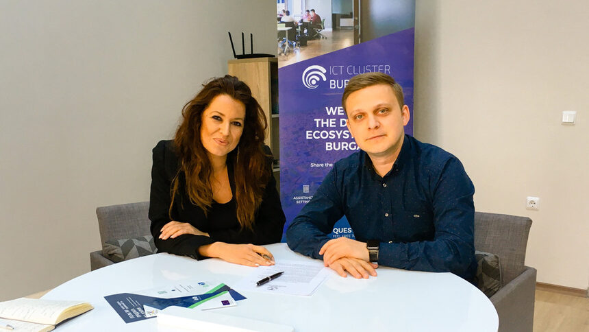 ERP.BG се присъедини към ИКТ Клъстер – Бургас