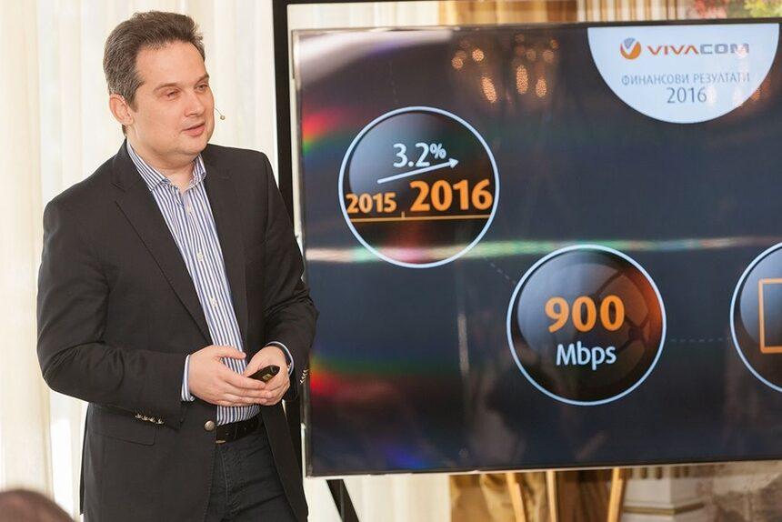 Оптичната мрежа на Vivacom вече покрива Русе и Велико Търново