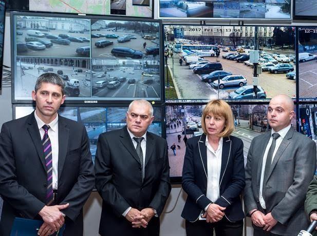 3500 камери ще гарантират сигурността в София по време на председателството