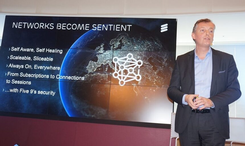 Ericsson връща фокуса си върху технологиите за телеком оператори