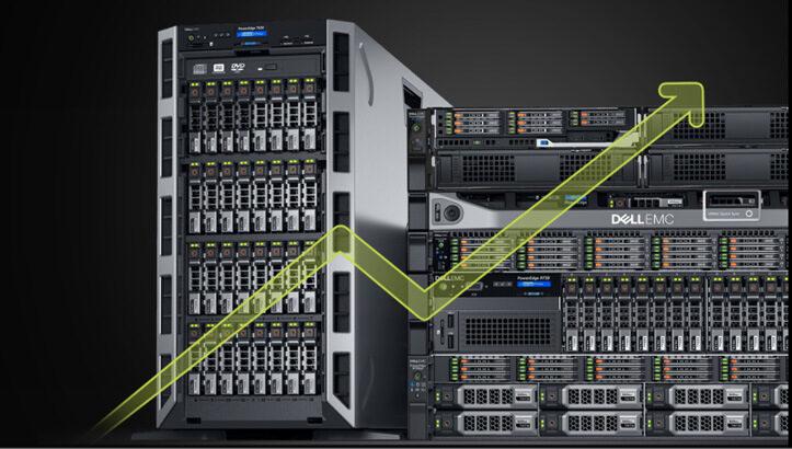Dell EMC показа 14-то поколение PowerEdge сървъри