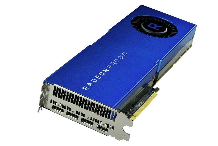 AMD пуска на пазара професионално графично решение с два процесора