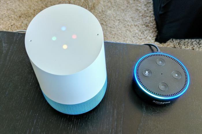Amazon Echo и Google Home ще заменят домашния ви телефон
