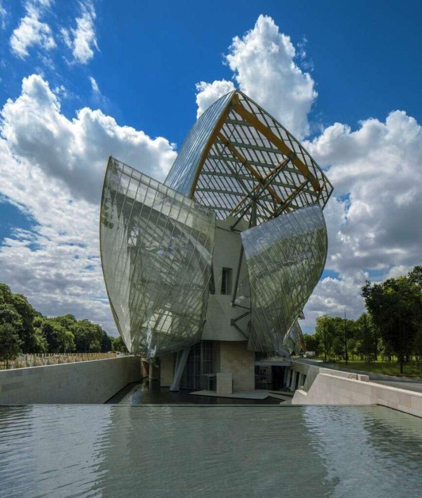 Сградни технологии на Siemens пазят експонатите в музей в Париж