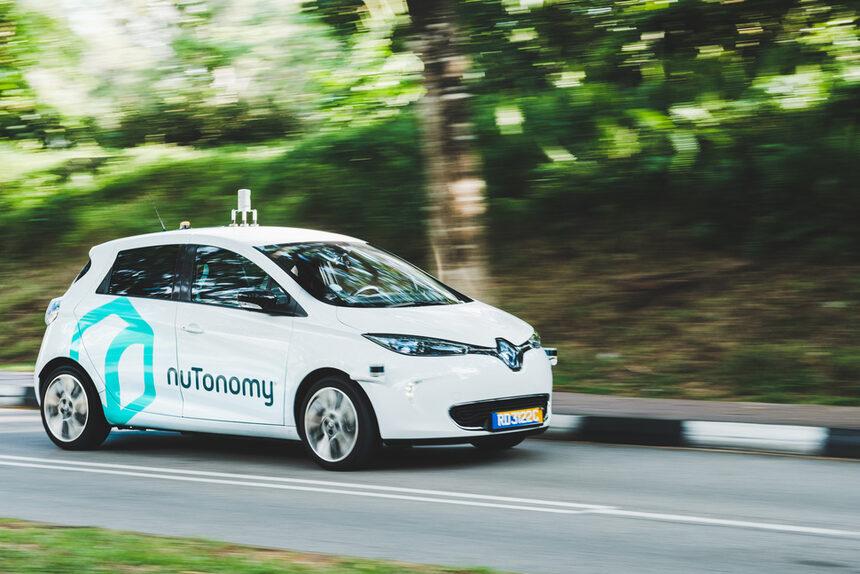 NuTonomy ще тества в Сингапур самоуправляващи се таксита