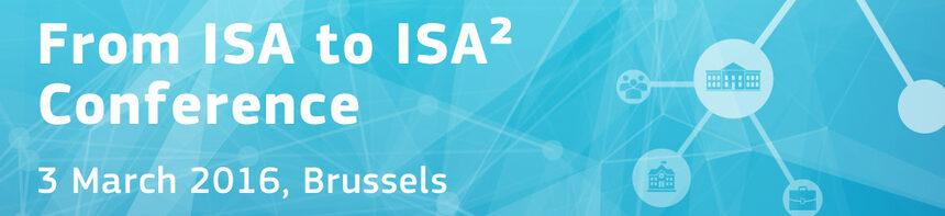 Програмата ISA² на ЕК стартира с конференция в Брюксел