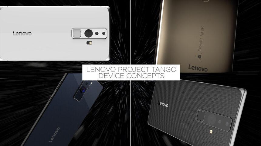 Lenovo си партнира с Google за смартфон по Project Tango
