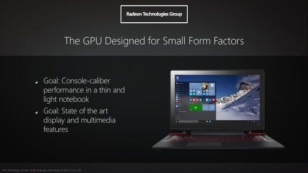 AMD ще демонстрира графичната архитектура Polaris в Лас Вегас