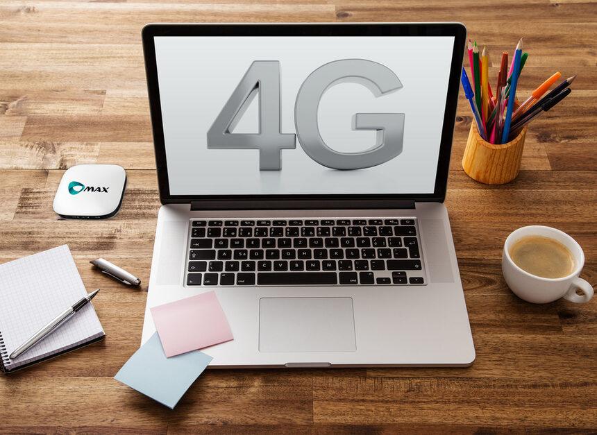Нов 4G план на Макс осигурява близо 60 GB за 21,9 лв. на месец