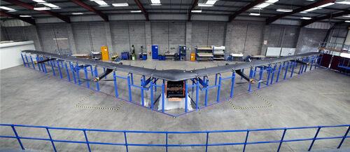 Facebook ще пусне свой дрон до края на годината