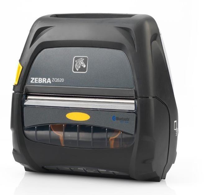 Zebra Technologies с нов устойчив мобилен принтер
