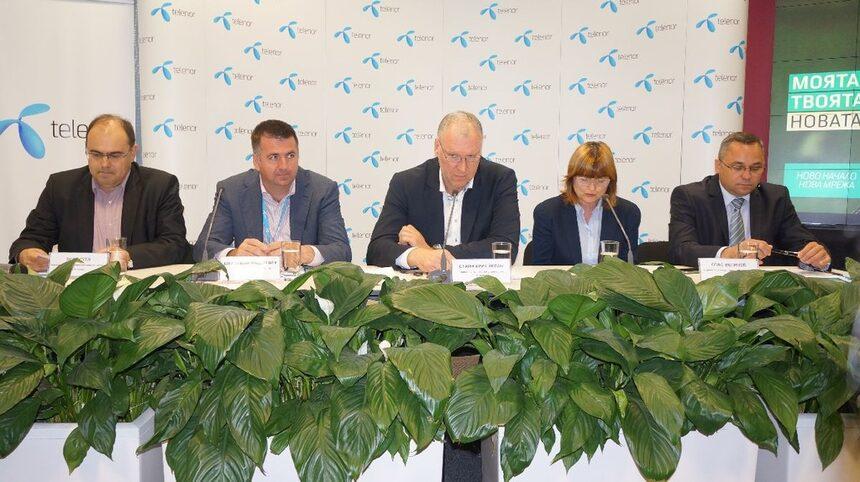 42 Mbps поддържа новата мрежа на Теленор България
