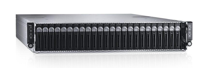 Dell обнови платформата си за големи данни PowerEdge C-Series
