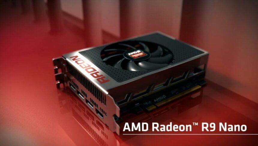 AMD представи Radeon серия 300 и R9 Fury X