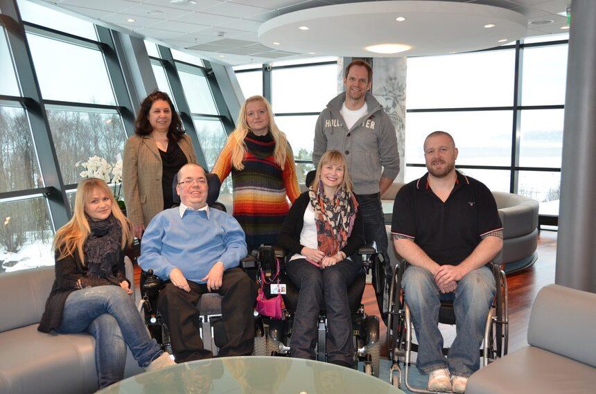Теленор дава шанс за кариера на хора с увреждания