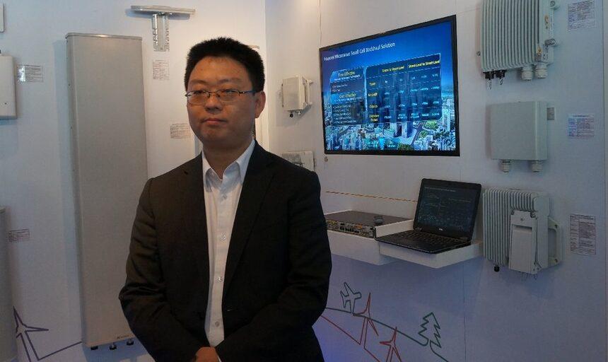Huawei представи иновации при IoT и облачното съхранение