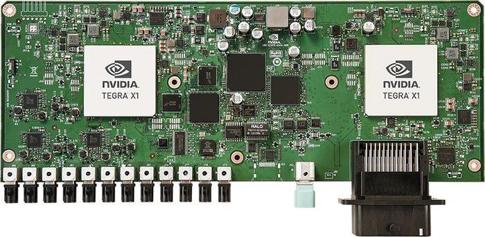 Tegra X1 на Nvidia ще направи автомобилите по-умни
