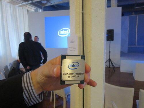 Intel иска да модернизира ЦОД с нови сървърни чипове XEON