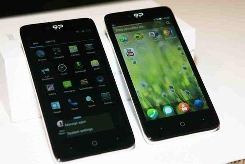Geeksphone продава в Европа AndroidMozilla телефон през Amazon