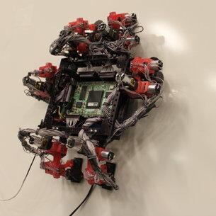 Робот гущер ще спасява астронавти при космически разходки