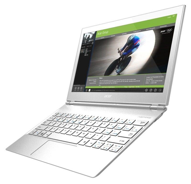 Acer пусна нова версия на своя флагман Aspire S7 Ultrabook