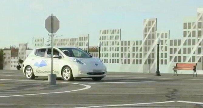 Nissan ще предложи самоуправляващи се автомобили до 2020 г.