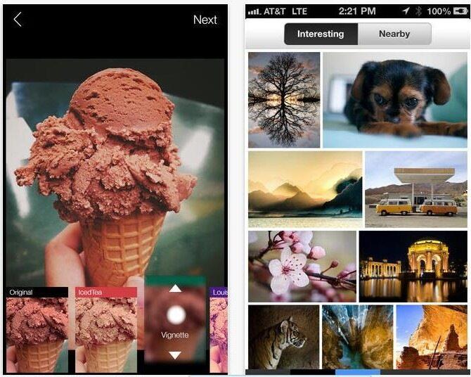 Flickr за iOS получи голямо обновление